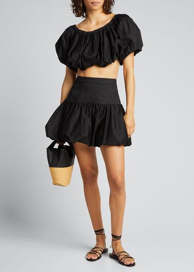 Kami Bubble Mini Skirt