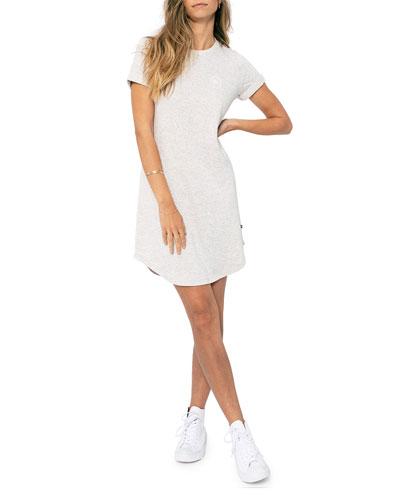 Thermal Knit Dress