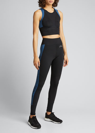 High-Rise Run Tights