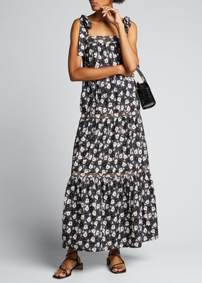 Big Love Floral-Print Maxi Dress