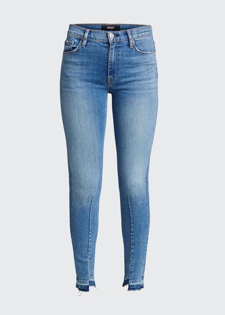 Barbara Cropped Skinny Jeans