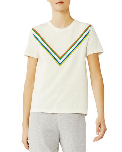 Tempo Chevron Short-Sleeve T-Shirt