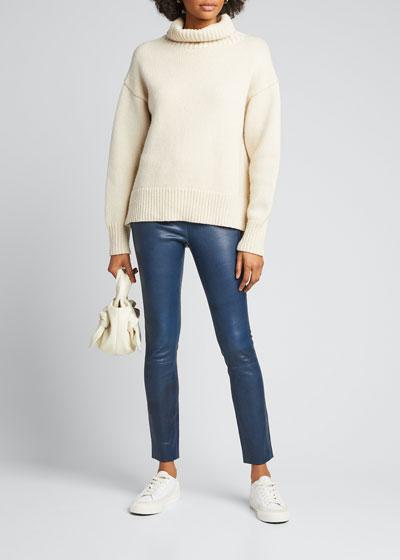 Simone Leather Pants