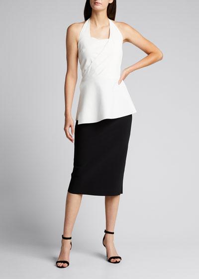 Delfina Pencil Skirt