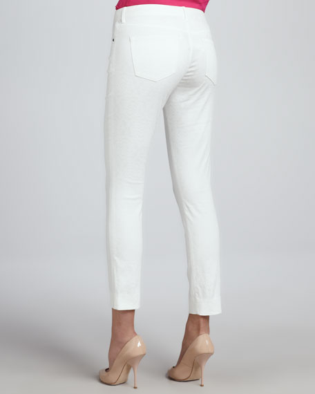 Ramona Cropped Slim Jeans