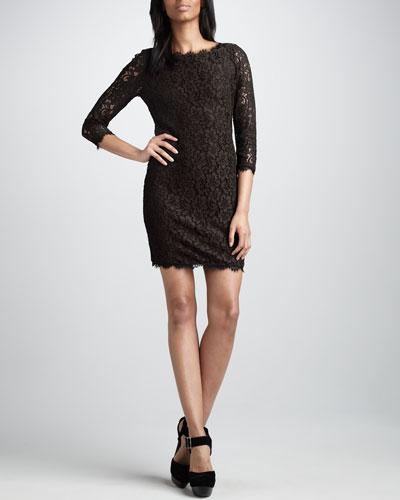 Zarita Lace Dress