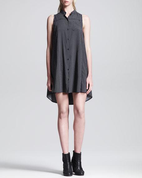 Aberdeen Printed Trapeze Dress
