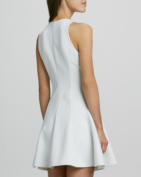 Ceela Fit-and-Flare Dress