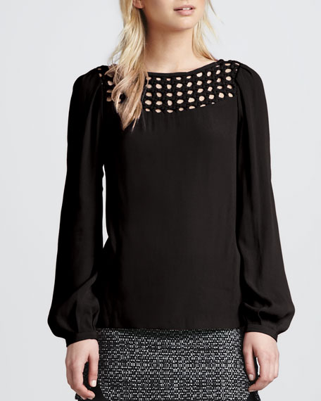 Callie Long-Sleeve Top
