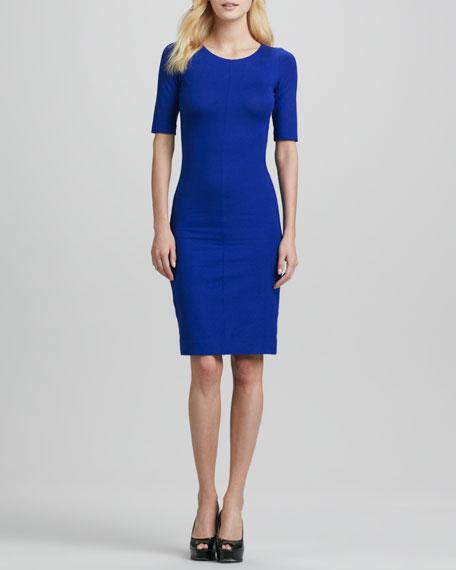 Raquel Half-Sleeve Dress