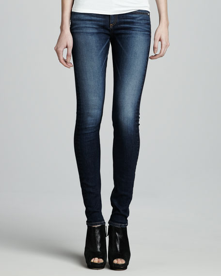 Cheshire High-Rise Skinny Jeans