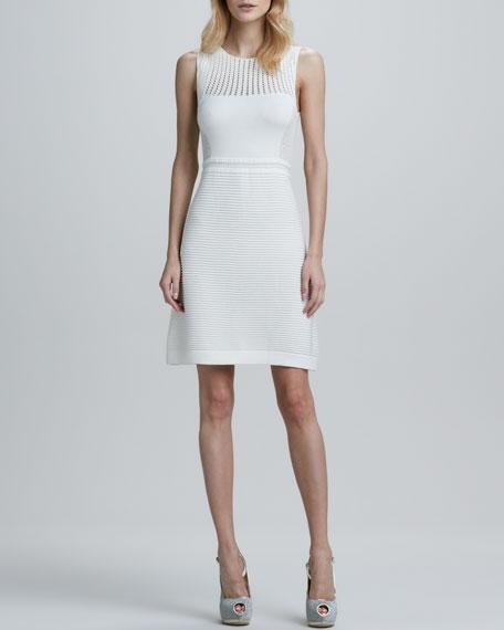 Capazzo Knit Sleeveless Dress