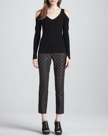 Marrakech Tile-Print Pants