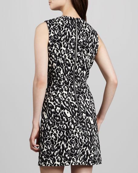 Coco Printed Dress