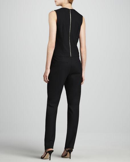 Parker Structured Jumpsuit