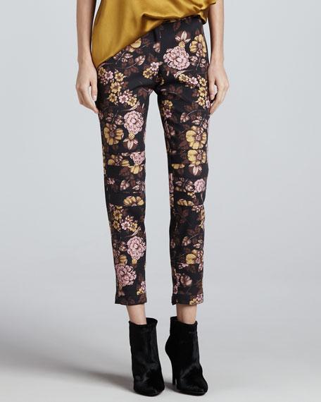 Lohmann Floral-Print Pants