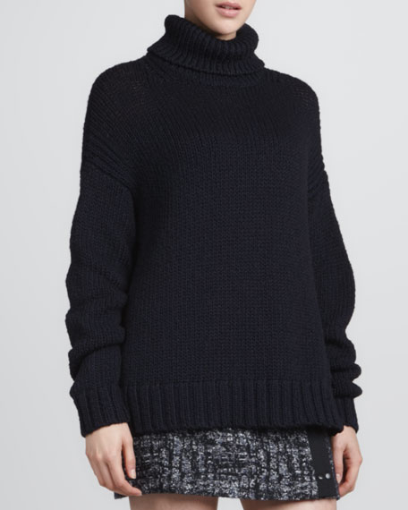 Lukas Oversize Knit Sweater