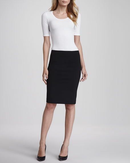 Golda Urban Pencil Skirt