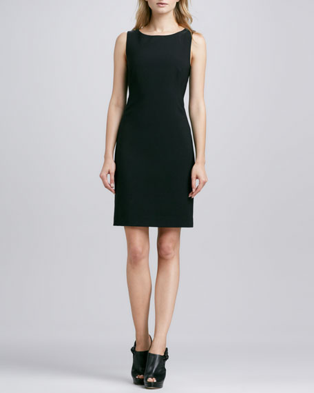 Betty Fitted Sleeveless Dress