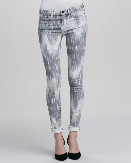 Dylan Ikat Skinny Jeans