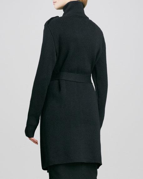 Milano Knit Trenchcoat