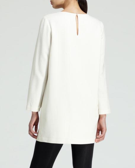 Tola Long-Sleeve Shift Dress