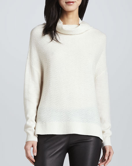 Chesney Cowl-Neck Sweater