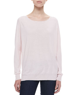 Joie Emari Long-Sleeve Sweater
