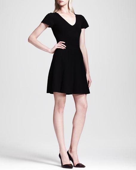 Anderz Evian Stretch Dress