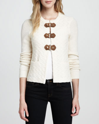 Ross Toggle Cardigan