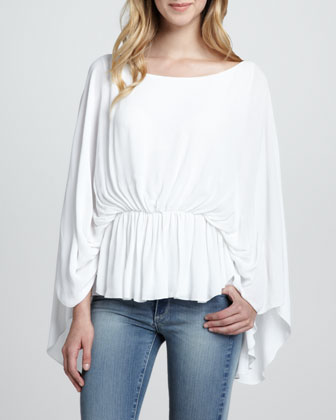 Judith Jersey Butterfly Top