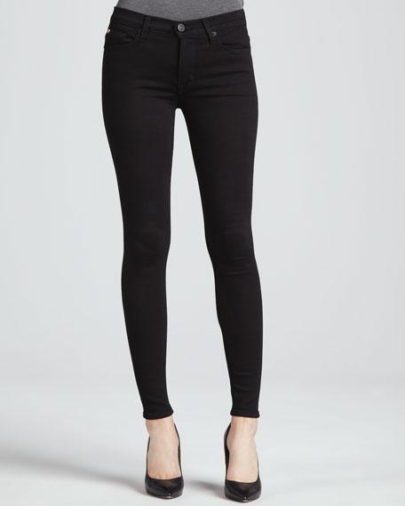 Nico Super Skinny Jeans, Black