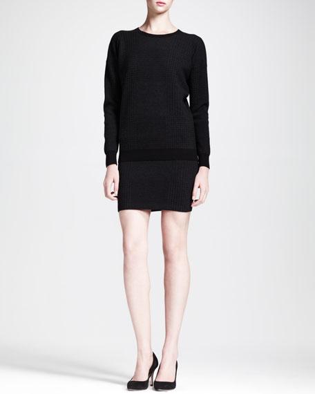 Filree P Evian Stretch Pencil Skirt