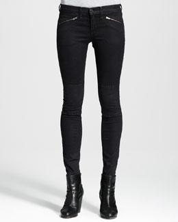 rag & bone/JEAN Ridley Mid-Rise Legging Jeans