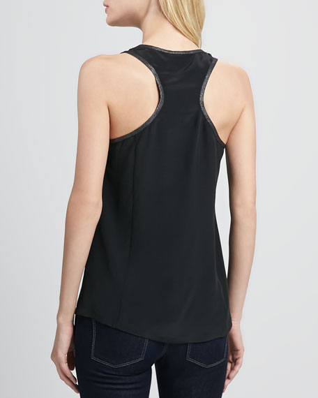 Alicia Sleeveless Racerback Tank