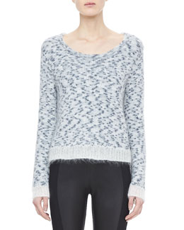 Rag & Bone Jayda Knit Pullover Sweater