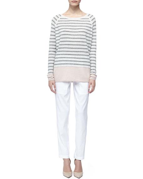 Linen Jogger Pants