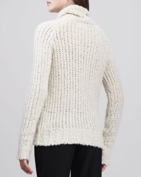 Roree Chunky Turtleneck Sweater