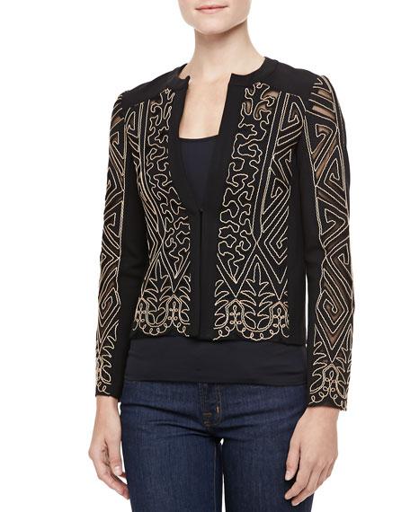 Santa Fe Mesh-Back Jacket