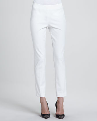 Belisa Cropped Slim Pants