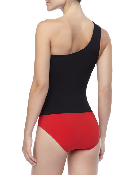 Two-Tone One-Piece