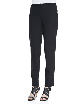 Jillian Slim Ankle Pants