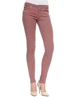 AG Adriano Goldschmied The Absolute Leggings, Soft Fig