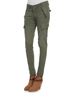 rag & bone/JEAN Bowery Zip-Pocket Cargo Pants