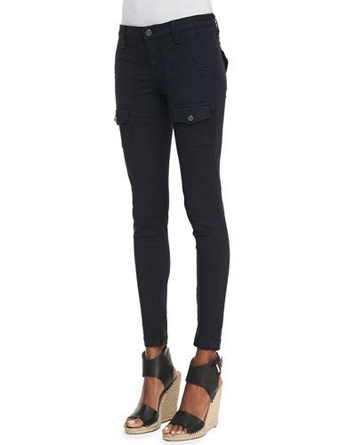 So Real Skinny Pants, Navy