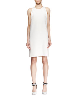 J Brand Ready to Wear Lonsdorf Drape-Back Dress