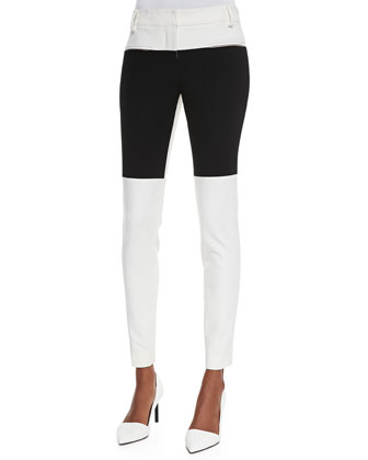 Anson Colorblock Stretch Pants