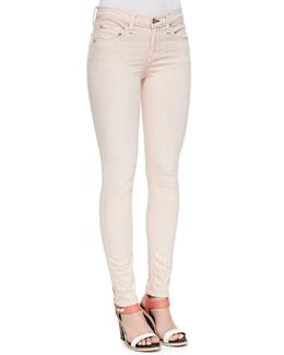 rag & bone/JEAN Overdye Skinny Denim Jeans