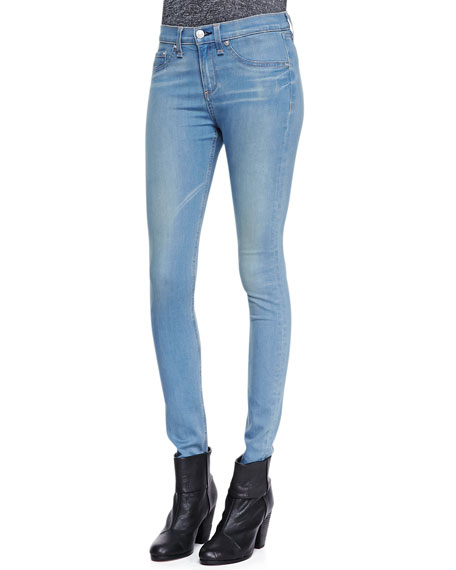 The High-Rise Skinny Jeans, Cavalry