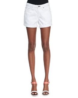rag & bone/JEAN Boyfriend Denim Shorts